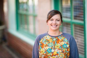 Kassi Sanders • Congregational Life Director