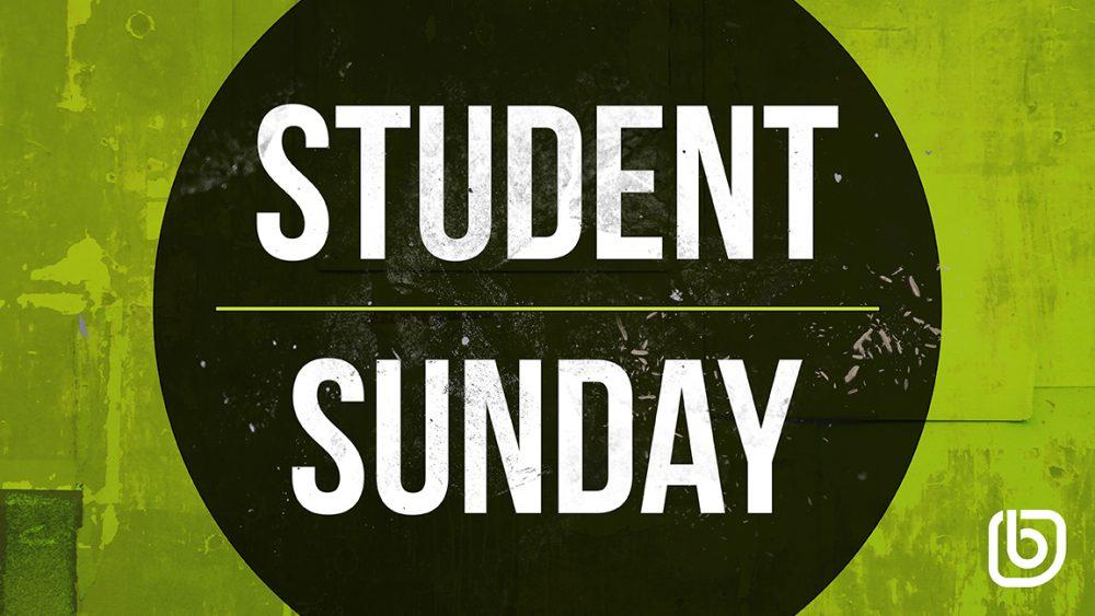 Jon Jorgenson (Student Sunday) Image