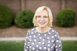 Donna Anderson • Admin Director