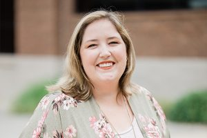 Lindsey Whaley • Creative Arts Director