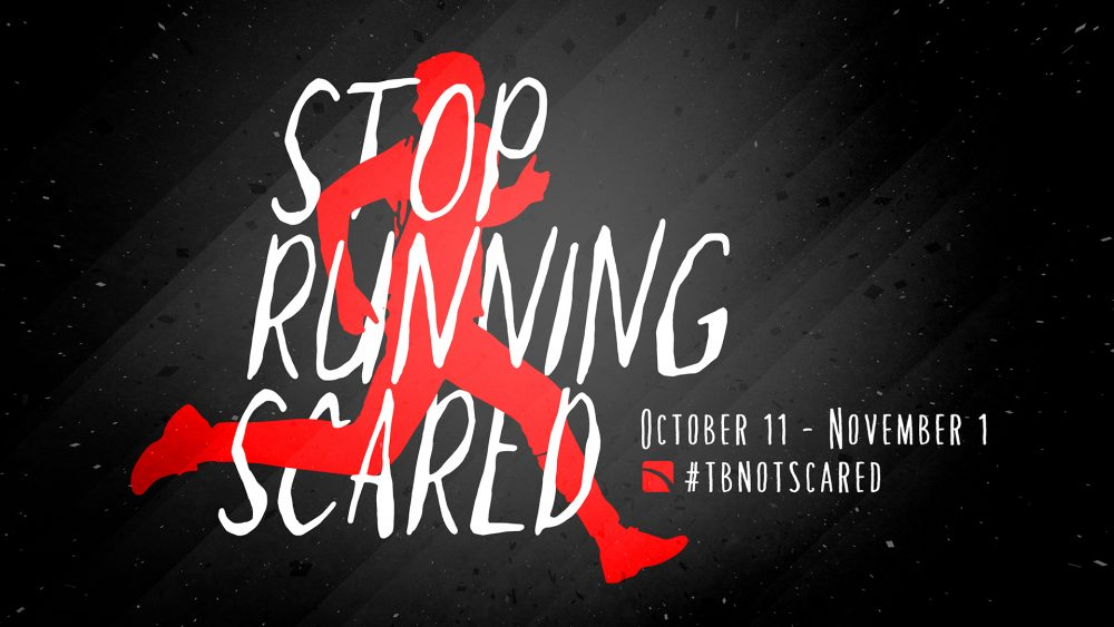 Stop Running Scared