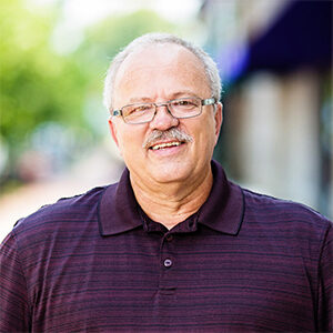 Jimmy Bryant • Outreach Pastor