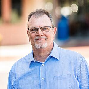 Jim Gillikin • Executive Pastor