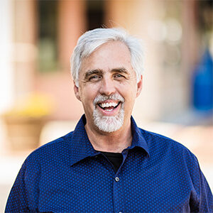 Jim Wall • Senior Pastor